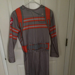 Other - Ghostbusters One-Piece Jumpsuit w/ inflatable gun